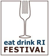 Eat Drink RI Festival logo (vertical)